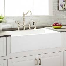 kitchen country farmhouse sink apron front bathroom sink