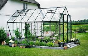 6ft X 8ft Greenhouse Eden Broadway 8ft X 4ft Lean To Greenhouse Gardenlines