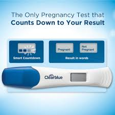 clearblue digital pregnancy test with smart countdown value pack