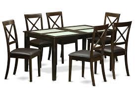 tip top furniture blake 7 piece dining set