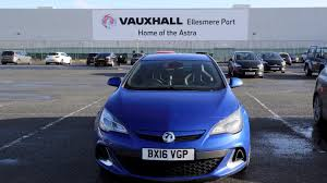 vauxhall anglia vauxhall to cut 400 jobs at ellesmere port factory in cheshire