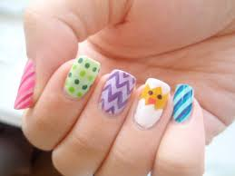 Easter Nail Designs Easter Egg Nail Designs How You Can Do It At Home Pictures