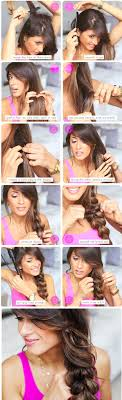 diy hairstyles in 5 minutes simple and easy 5 minutes hairstyle tutorials fashionsy com