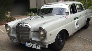 mercedes vintage driving a vintage rally prepped mercedes 1963 220seb the drive