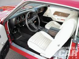 1969 Ford Mustang Interior 1969 Ford Shelby Mustang G T 500 Stairway To Heaven Rod