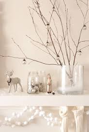 Decor Sticks In A Vase Natural Holiday Decor Idea Beautiful Birch Branches Apartment