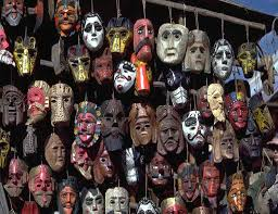 wall masks wall of masks by grace on deviantart