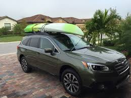 first 2016 outback kayak adventure subaru outback subaru