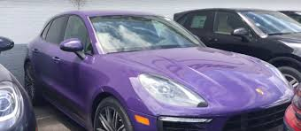 voodoo blue porsche hunting porsches with a drone shows ultraviolet blue and viper