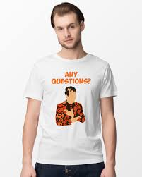 i u0027m david pumpkins any questions t shirt