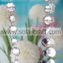Chandelier Prisms For Sale Mirror Crystal Beaded Garland