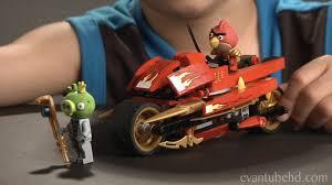 bird figures custom angry birds lego minifigures ninjago u0026 tiny toppers youtube