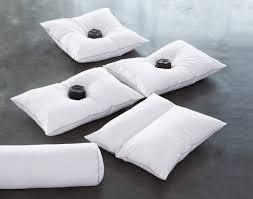 Coussin Pour Bien Dormir Oreiller Et Traversin Antibactériens 3 Conforts Au Choix Becquet