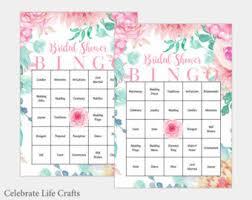 wedding words for bingo 100 falling in bridal bingo cards fall bridal shower