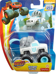 monster trucks toys fisher price nickelodeon blaze and the monster machines knight
