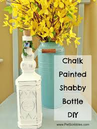 How To Paint A Flower Vase 40 Diy Spray Paint Projects That Restore Old Items