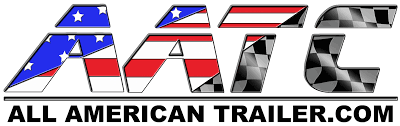 american car logos all american trailer connectionmulti car auto trailers open car