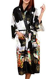 kimono robe de chambre vêtements robes de chambre et kimonos découvrir des offres en