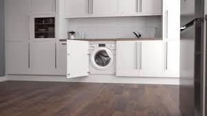 Washing Machine On Laminate Floor Cbwm914d Wh Candy Integrated 9kg Washing Machine Ao Com