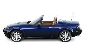 mazda convertible blue 2007 mazda miata reviews and rating motor trend