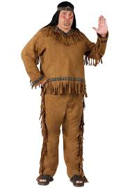 Native Indian Halloween Costumes American Indian Plus Size Costume For Men Escapade Uk