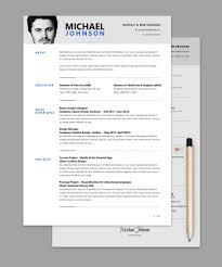 modern resume template free psd resume template modern templates free sevte