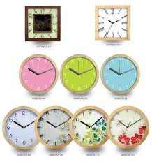 Home Decor Wall Clocks 12