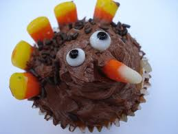 taking the cake thanksgiving cupcake decorating ideas stylish