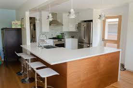 Rustic Modern Kitchen by Mid Century Modern Kitchen That Cleans Itself Modern Home Remodel