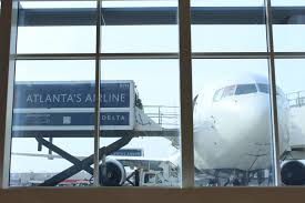 Atlanta Airport Food Map by Lounge Review The Club At Atl Travelupdate