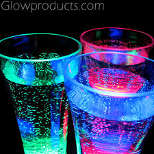cool light up things light up glowing drink glasses accessories https glowproducts