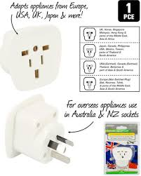 Montana Travel Adaptor images International travel adaptor for nz and australian electronic world jpg