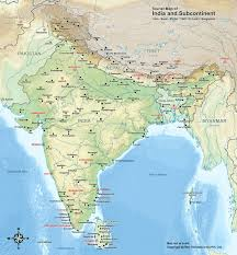 Map Of Nepal India by Delhi Beijing Overland Tour India Nepal Tibet China Country Asia