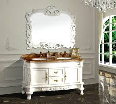 Antique Style Bathroom Vanities by Home Decor Vintage Style Bathroom Mirrors Farmhouse Sink For