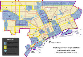 Ann Arbor Zip Code Map by American Strays Project 1st Year U0026 Phase 2 World Animal