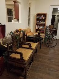Antique Wood High Chair Estate Tag Sale Inside Private Home In Mount Dora Fl Starts On 12