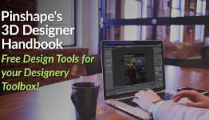 3d designer 3d design software for beginners pinshape