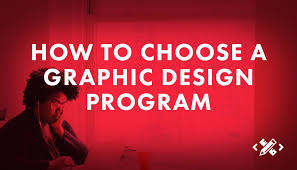 graphic design program how to choose a graphic design program ux ui designer
