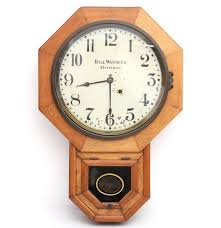 ball u0027s regulator wall clock ebth