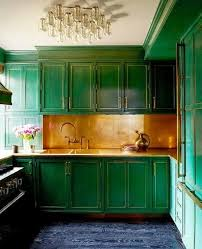 Kitchens With Green Cabinets by 15 Cheery Green Kitchen Design Ideas Rilane