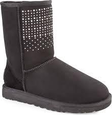 s ugg australia black boots mount mercy