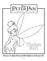 32 coloring pages lineart disney peter pan images