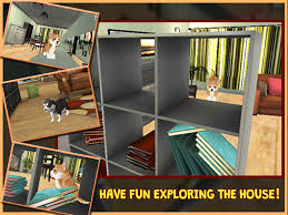 dog simulator 3d u2013 pet puppy android apps on google play