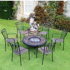 Marble Patio Table Mosaic Table And Chair Sets Marble Tables Patio Furniture 5