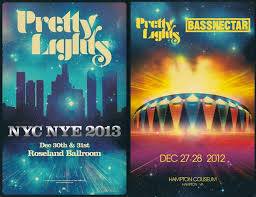 bassnectar nye poster pretty lights and bassnectar announce nye plans state in the