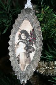 31 best mini tin ornaments images on vintage