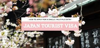 Japanese Embassy Letter Of Invitation how to apply for single entry japan visa for