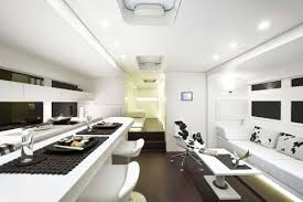 mobile home interiors 15 cool mobile homes trailers interiors decoholic