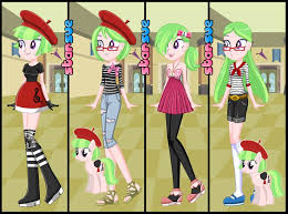 my little pony equestria girls watermelody dress up game http