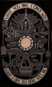 Memento Mori - memento mori linocut memento mori etsy and tattoo